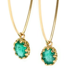Jewel Pierce Emerald/1212-020