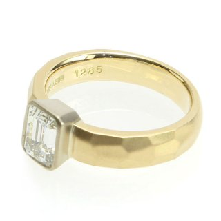 Diamond cut  ring/1403-002