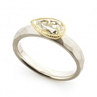 Diamond cut  ring/1403-003
