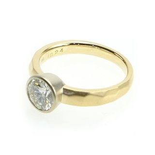 Diamond cut  ring/1403-005