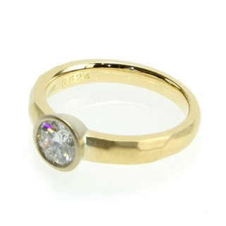 Diamond cut  ring/1403-006