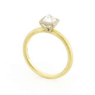 rough diamond ring(sawable)/1404-004