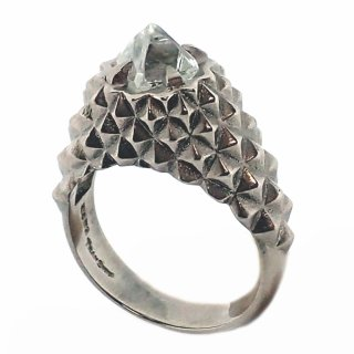 rough peak ring/1408-003
