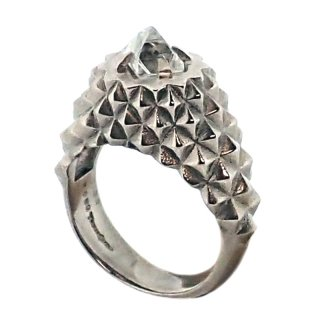 rough peak ring/1408-004