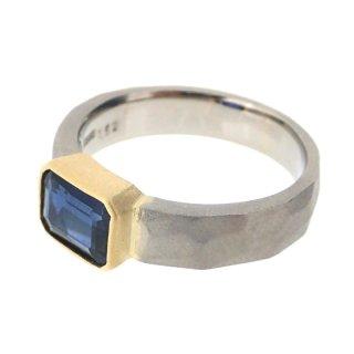 Sapphire Cut Ring/1412-011