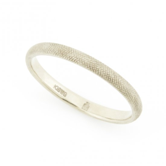 cool Ring K18WG / 1412-013