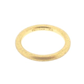 rough materio pinky ring/1412-021