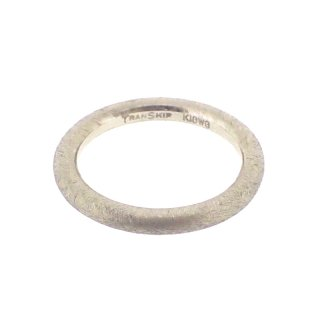 rough materio pinky ring/1412-022