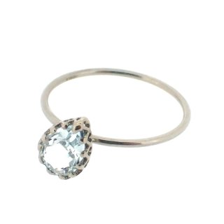 float ring Aquamarine/1502-008