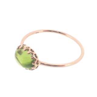float ring Peridot/1502-009