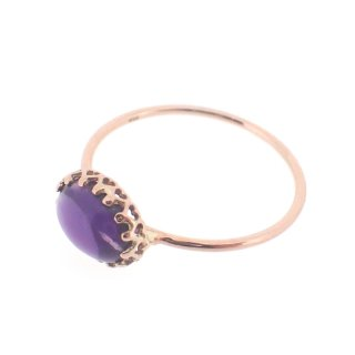 float ring Amethyst/1502-011