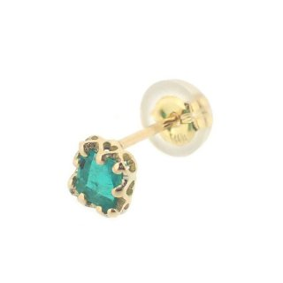 studded  Pierce Emerald/1502-012