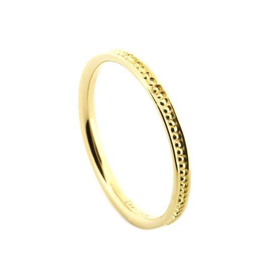 mill ring K18YG/1505-002