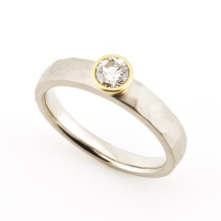 Diamond cut ring/1508-004