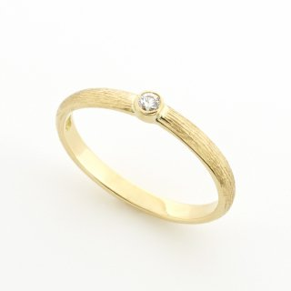 cool d Ring K18YG /1508-007