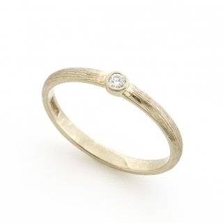 cool d Ring K18WG /1508-011