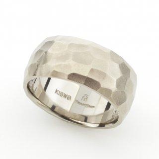cut ring wide K18WG/1508-012