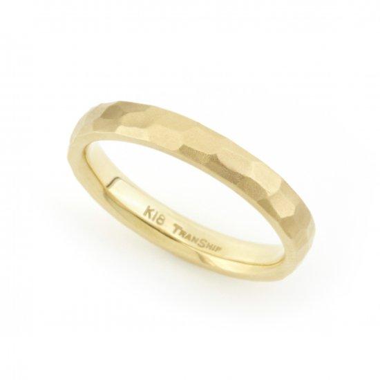 cut ring K18YG/1509-004