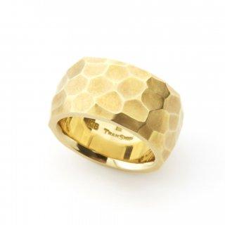 cut ring wide Nut K18YG/1509-015