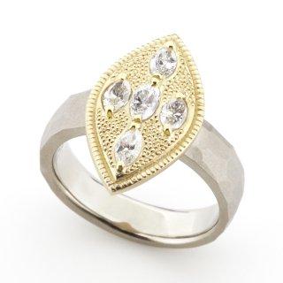 Shield Ring Marquis/1509-017
