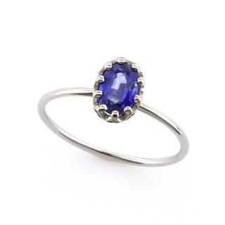 float ring Sapphire / 1510-008