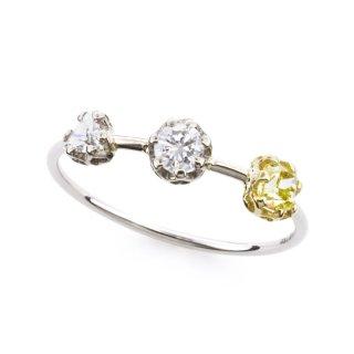 float ring 3shape Diamond / 1510-010