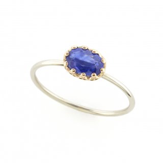 float ring Sapphire / 1510-056