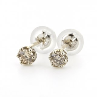 studded Pierce Brown Diamond / 1511-027