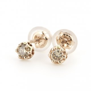 studded Pierce Brown Diamond / 1511-028