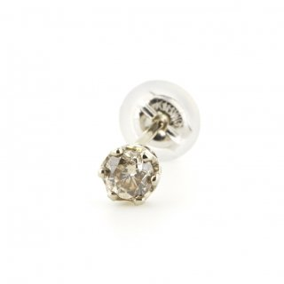studded  Pierce Brown Diamond / 1511-029