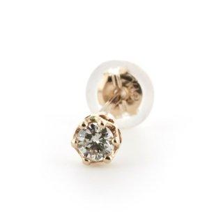 studded  Pierce Brown Diamond / 1511-030