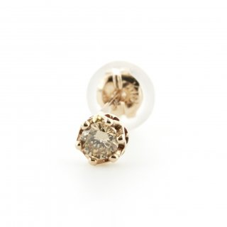 studded  Pierce Brown Diamond / 1511-031