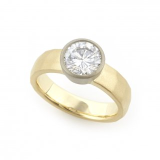 Diamond cut ring /1512-002