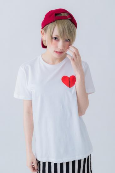 ハートブレイブTシャツ / HeartBrave