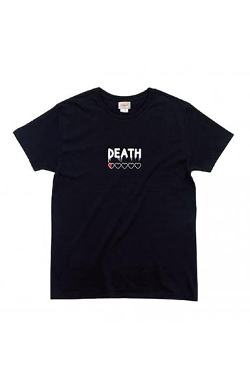 瀕死Tシャツ / DEATH