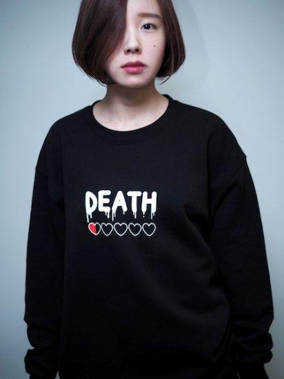 瀕死スウェット / DEATH