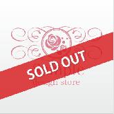 薔薇エレガントピンク美容室向けロゴ
