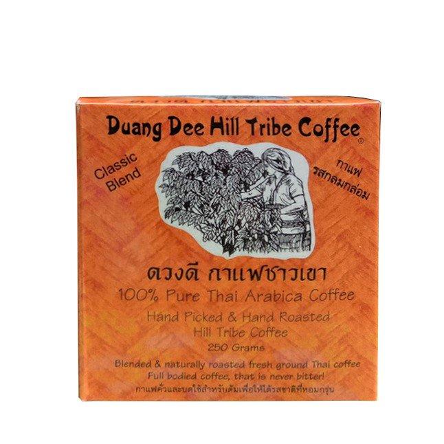 ドゥアンディーヒル コーヒー(アラビカ 100%)250g/クラッシックブレンド