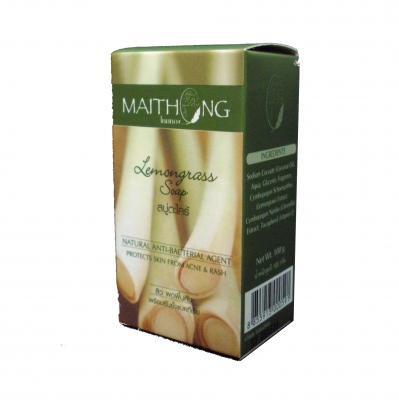マイトーン レモングラス石鹸 100g
