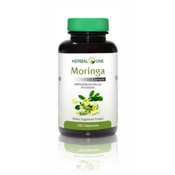 奇跡のハーブ モリンガ サプリメント 100錠(Herbal One)/ Moringa