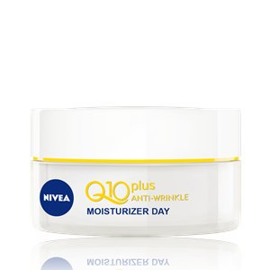 ニベア Q10 プラス アンチ リンクル モイスチャライザー デイクリーム 50ml  / NIVEA Anti-Wrinkle MOISTURIZER DAY