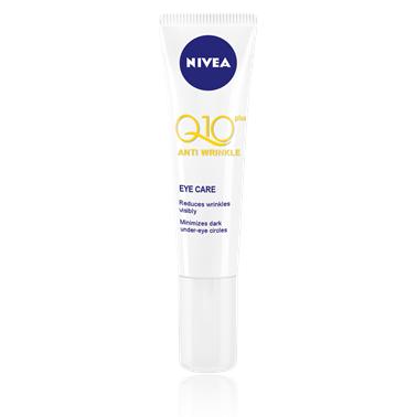 ニベア Q10 プラス アンチ リンクル アイクリーム 15ml / NIVEA Anti-Wrinkle EYE CREAM