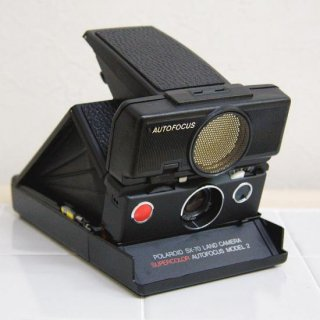 <img class='new_mark_img1' src='https://img.shop-pro.jp/img/new/icons47.gif' style='border:none;display:inline;margin:0px;padding:0px;width:auto;' />POLAROID SX-70 LAND CAMERA SUPERCOLOR AUTOFOCUS MODEL 2