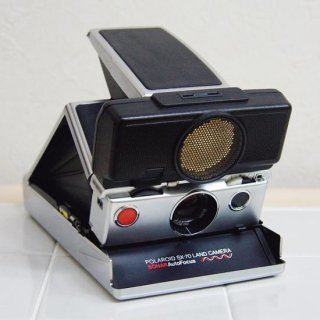 <img class='new_mark_img1' src='https://img.shop-pro.jp/img/new/icons47.gif' style='border:none;display:inline;margin:0px;padding:0px;width:auto;' />POLAROID SX-70 LAND CAMERA SONAR AutoFocus