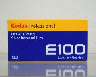 <img class='new_mark_img1' src='https://img.shop-pro.jp/img/new/icons6.gif' style='border:none;display:inline;margin:0px;padding:0px;width:auto;' />KODAK PROFESSIONAL EKTACHROME film E100 120 サイズ 1本