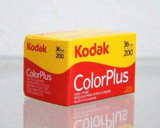 Kodak ColorPlus200 135-36ex