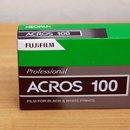 FUJIFILM NEOPAN ACROS100-120 1本