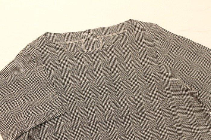<fleur de pomme-フルール・ド・ポム->モスパシャツ商品画像5
