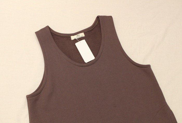 【50%OFF】T28607裏起毛ジャンパースカート商品画像7
