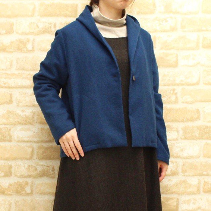 ルキアシャツ(ウールガーゼ)商品画像1